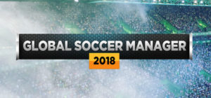 Global Soccer Manager 2018 Logo