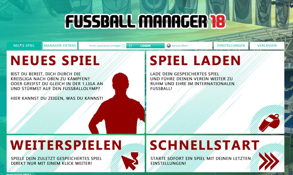 Fussball Manager Alternative